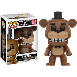 FIGURINE - PERSONNAGE Figurine Funko Pop! Five Nights at Freddy's : Fred