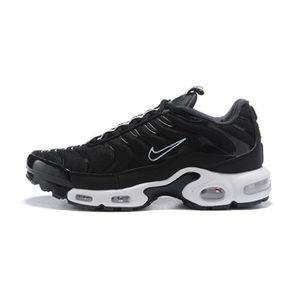 BASKET Baskets NIKE AIR MAX PLUS TN Homme Femme Noir