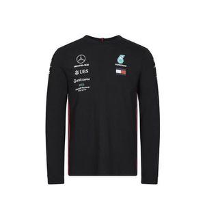 TSHIRT - POLO T-Shirt manche longue Mercedes-AMG Petronas Motors
