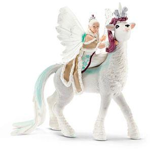 FIGURINE - PERSONNAGE Figurine Miniature SCHLEICH Bayala Sunaya Figure T