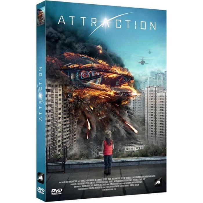 Attraction (Fedor Bondarchuk) DVD