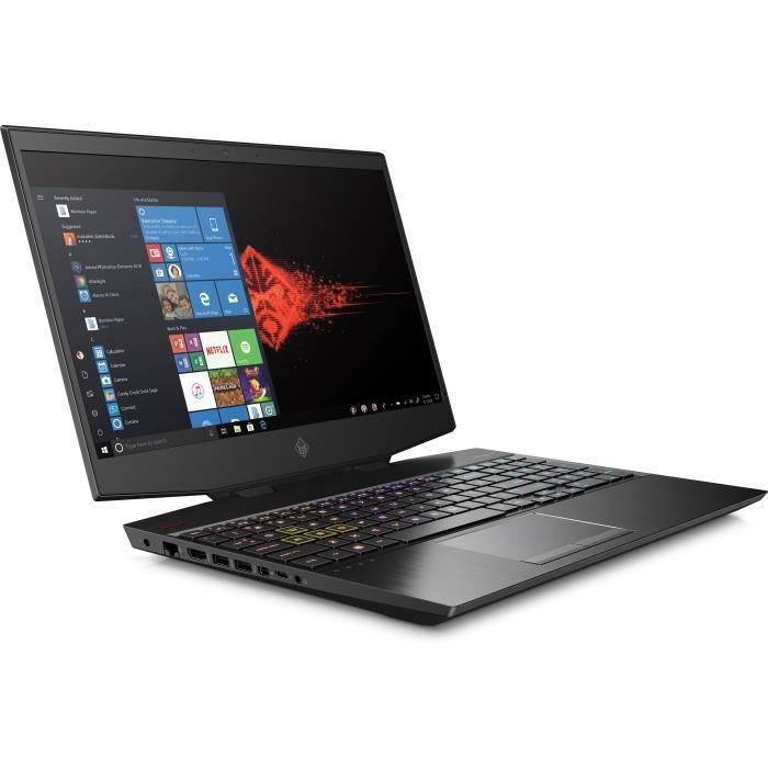 HP 15-dh1001nf Intel Core i9 - 15.6'