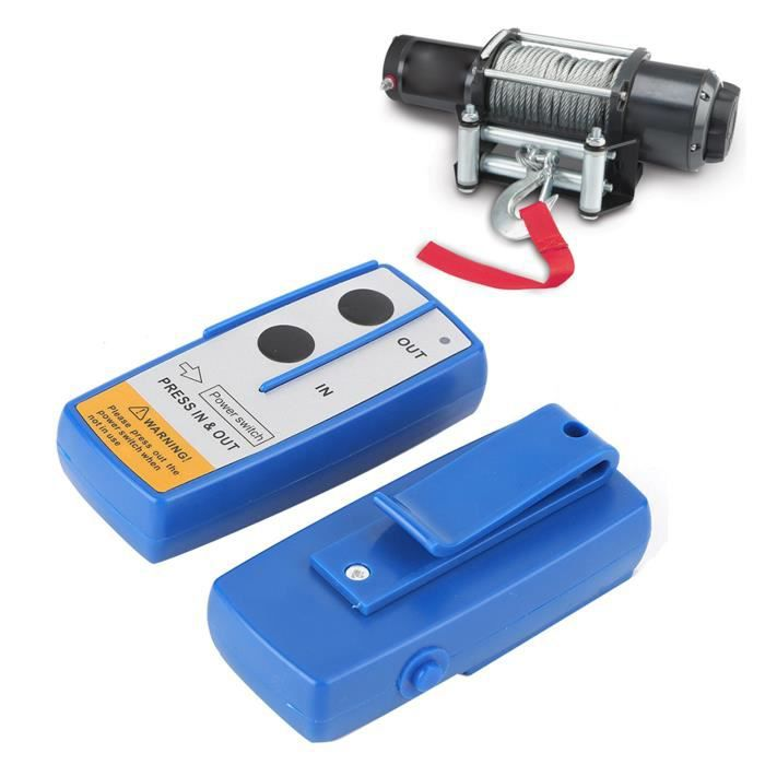 Auto Télécommande treuil électrique boîte de jonction sans fil 12V -YES HB045 -LES