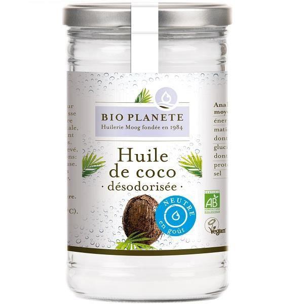 BIOPLANETE - HUILE DE COCO DESODORISEE 950ML