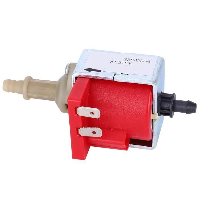 ESTINK Pompe industrielle Pompe à Eau Accessoire Mécanique en Plastique d'Ingénierie Outil Industriel Électromagnétique AC220v
