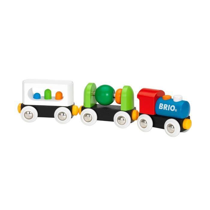 BRIO Mon Premier Train D'Activité