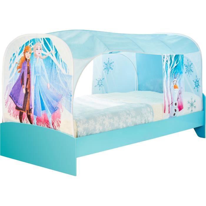 Disney La Reine des Neiges - Tente de lit (pour lit 200x90cm)