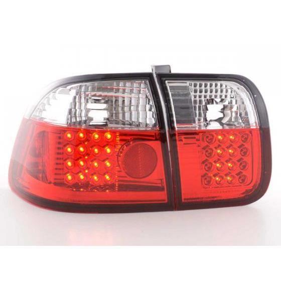 LED Feux arrières pour Honda Civic 3-portes (ty…
