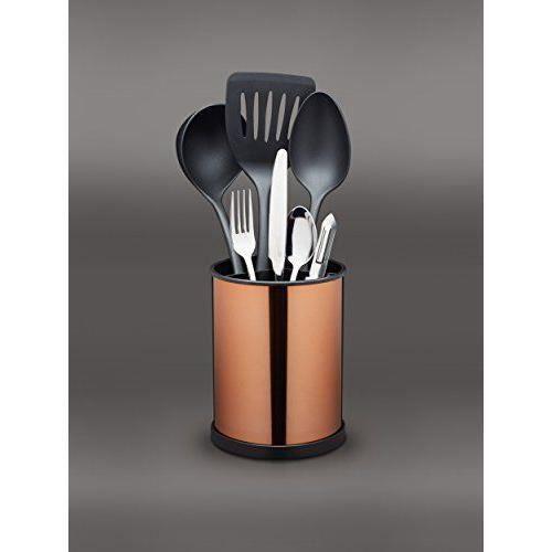 Master Class Support rotatif Ustensile de cuisine, 18,5x 14cm-Effet cuivre - MCCADDYCOP