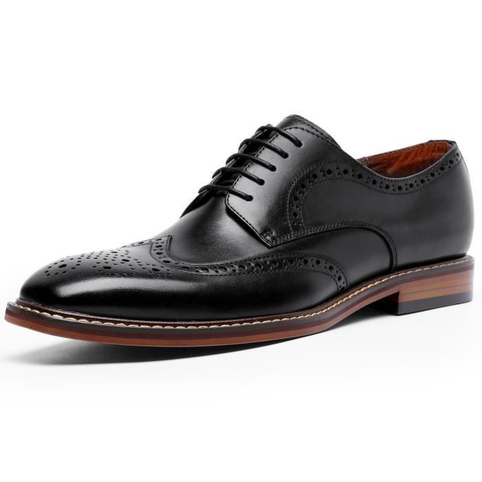 Homme Chaussures de Ville à Lacets Derby