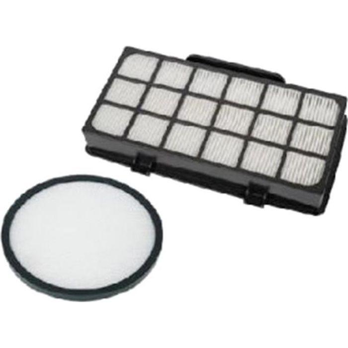 Kit filtres X-TREM POWER CYCLONIC pour Aspirateur ROWENTA