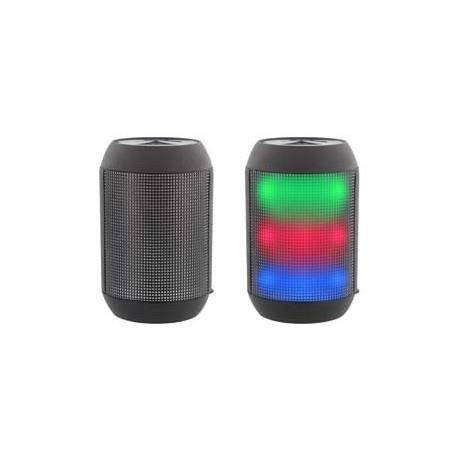 enceinte Bluetooth lumineuse Mono 3 Watts LED