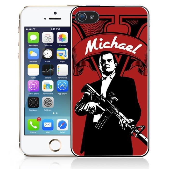 coque iphone 8 gta