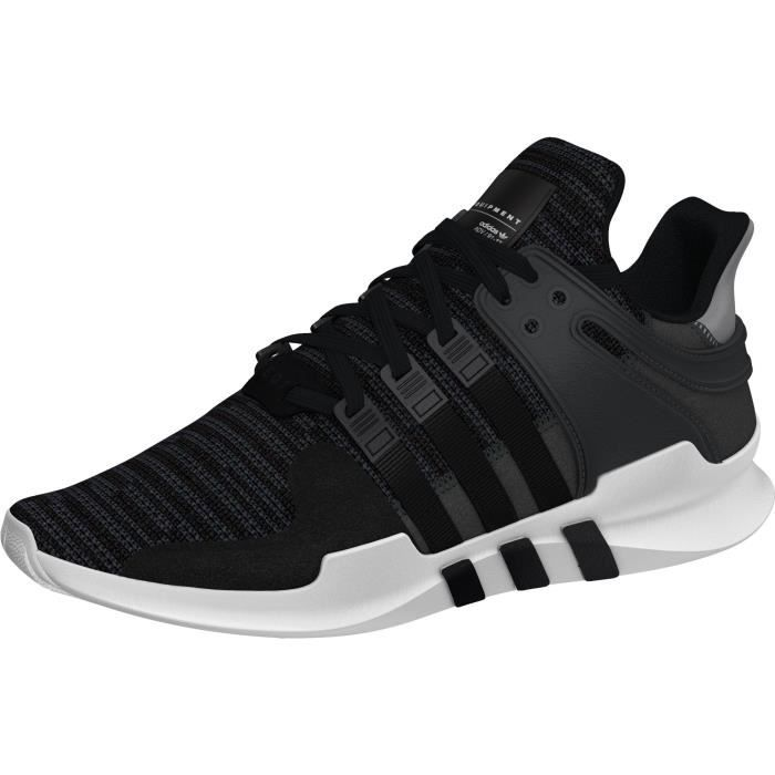 adidas originals baskets eqt support adv chaussures homme homme noir achat vente adidas. Black Bedroom Furniture Sets. Home Design Ideas