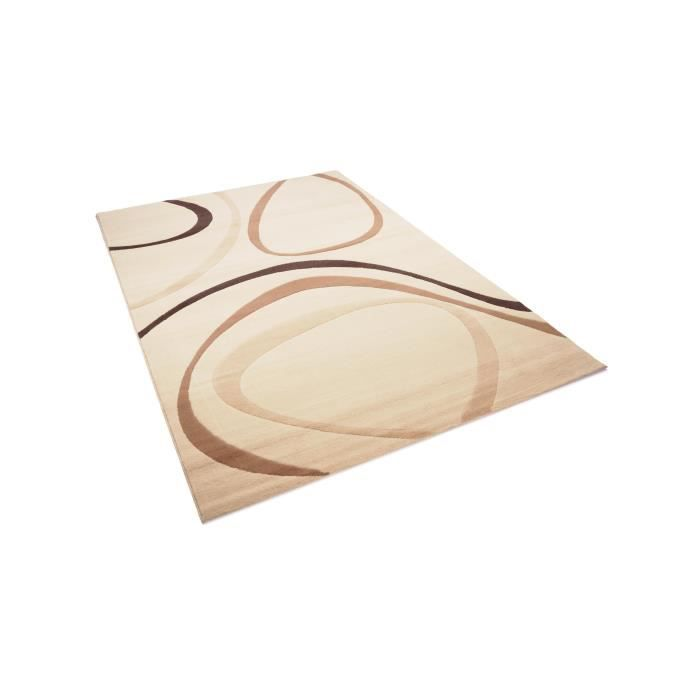 benuta tapis patina beige 120x170 cm achat vente tapis cdiscount. Black Bedroom Furniture Sets. Home Design Ideas