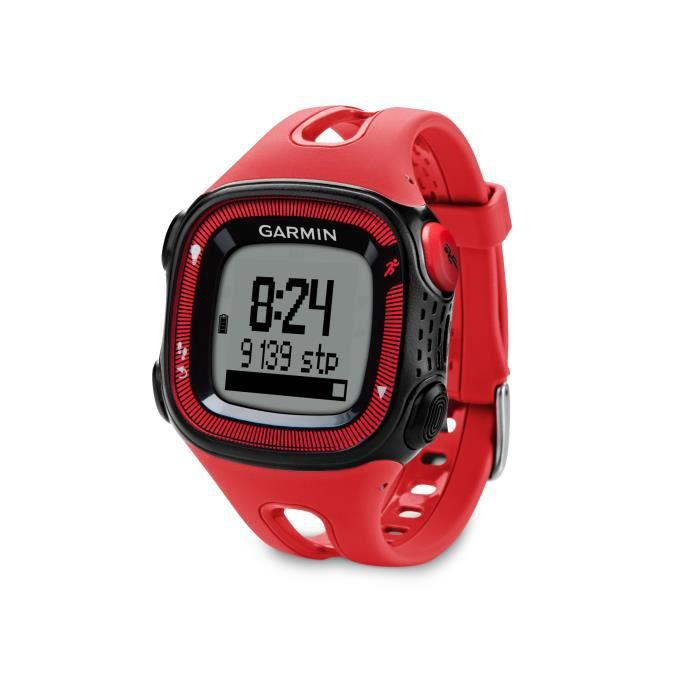 garmin forerunner 15 montre gps prix pas cher cdiscount. Black Bedroom Furniture Sets. Home Design Ideas