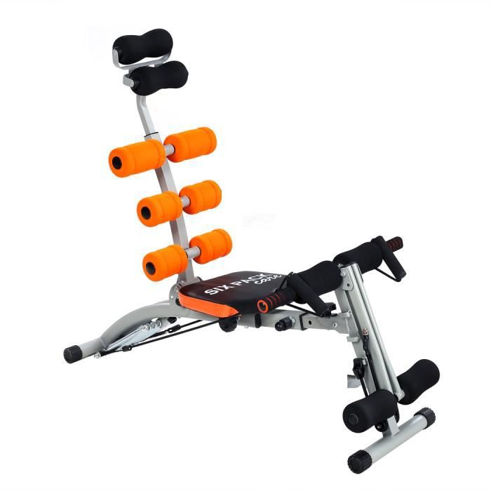 Exercice abdominaux trainer abdominaux banc fitness body trainer de machine de formation gym - Exercices banc abdominaux ...