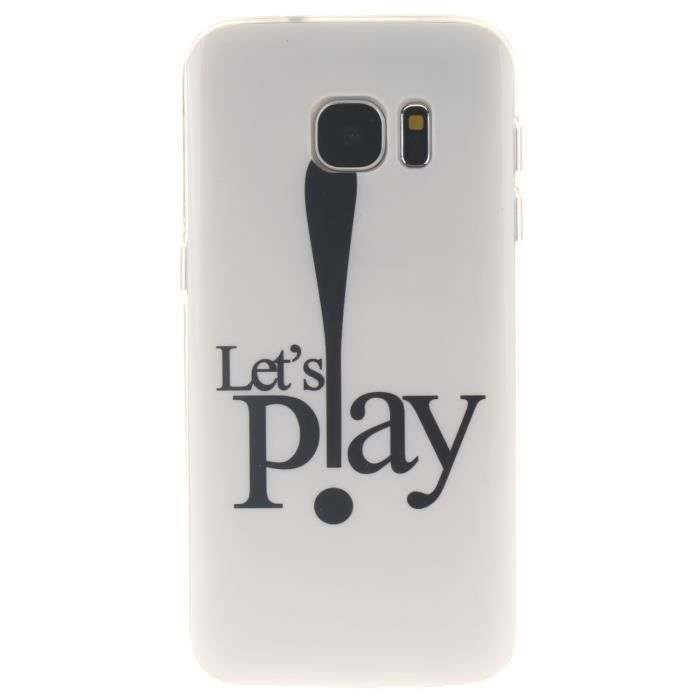 coque samsung s7 marrante