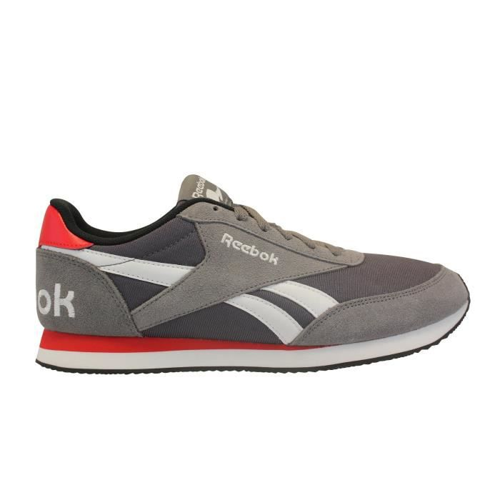 Baskets Basses Reebok Royal Cl Jog 2rs MV3HVmO