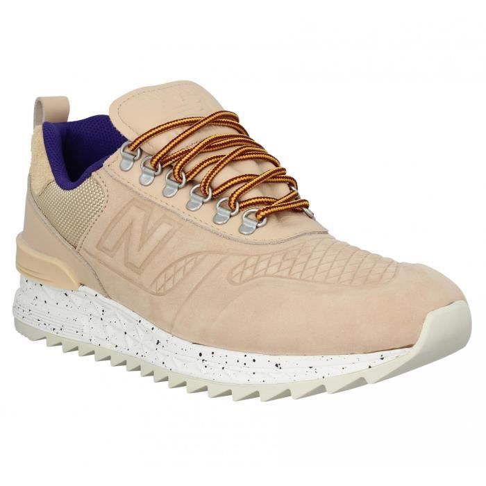 Baskets NEW BALANCE Tbatra Trail Buster nubuck Homme-40,5-Tan