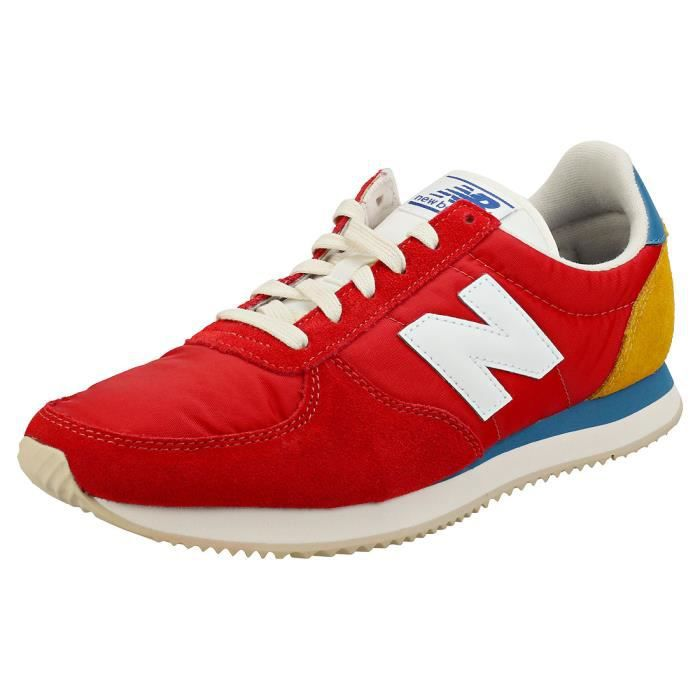 New Balance HommeFemme Baskets mode | YV500 C Rouge Rouge