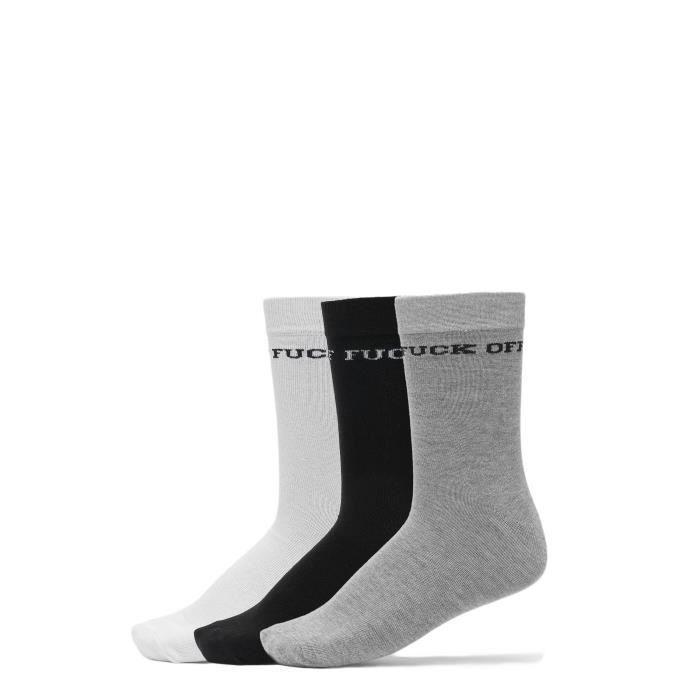 Sarcastique chaussette cadeaux Offensive Chaussettes fuckoff je lis Drôle Sock