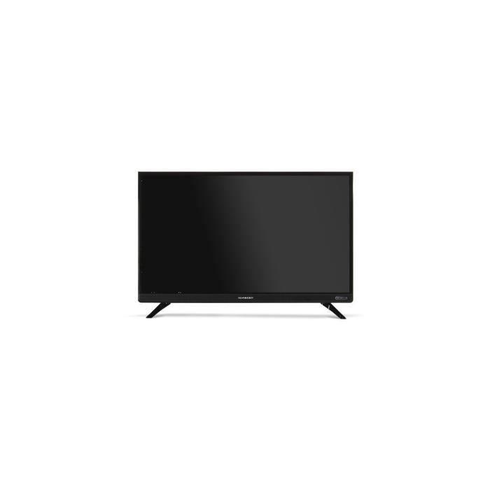 Téléviseur LED TV 32 POUCES HD NETFLIX BARRE DE SON SCHNEIDER - S