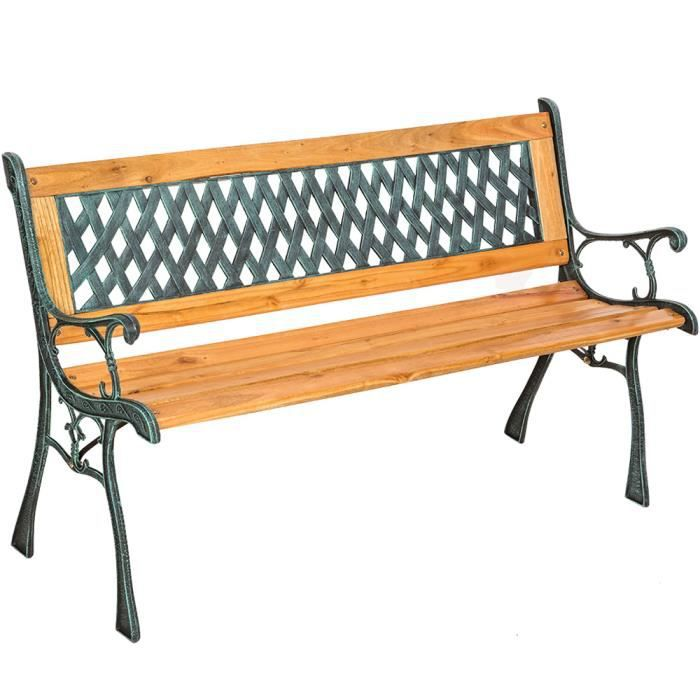 banc de jardin achat vente pas cher french days d s le 27 avril cdiscount. Black Bedroom Furniture Sets. Home Design Ideas