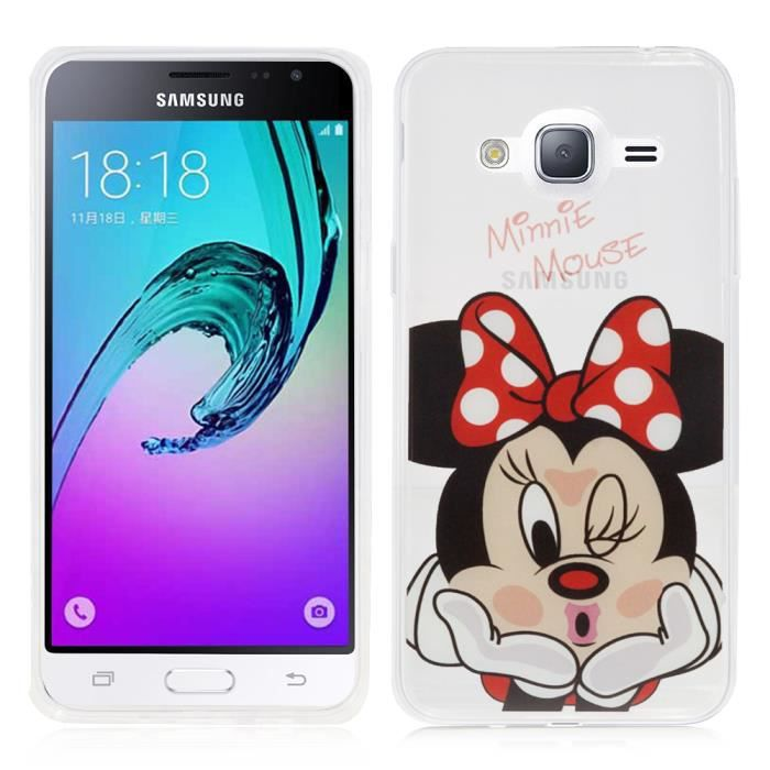 coque minnie mouse samsung j3 2016