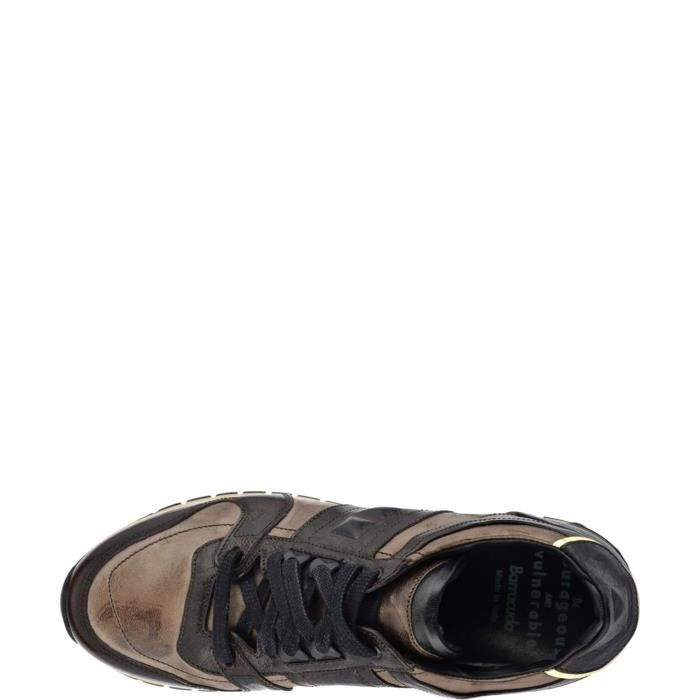 Barracuda Sneakers Homme Blue Taupe