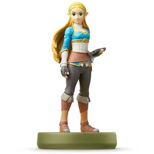 FIGURINE DE JEU Figurine Amiibo Zelda - The Legend of Zelda: Breat
