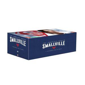 DVD SÉRIE Coffret DVD intégrale Smallville