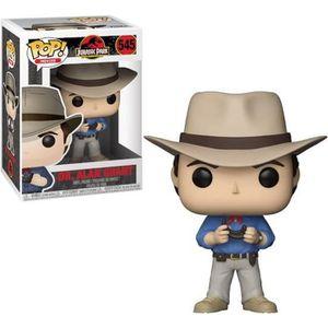 FIGURINE - PERSONNAGE Figurine Funko Pop! Jurassic Park: Docteur Alan Gr