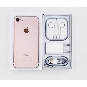 SMARTPHONE RECOND. Apple iPhone 7 32 Go - Rose / Blanc reconditionné