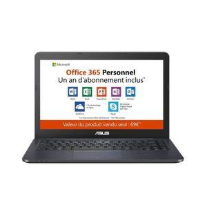 ORDINATEUR PORTABLE Asus Vivobook E402YA-FA094TS PC portable 14