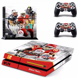 STICKER - SKIN CONSOLE Madden Nfl 16 Ps4 Autocollant Peau Decal Pour Sony