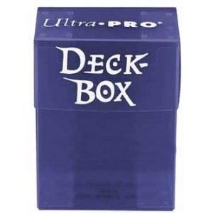 BOITE DE RANGEMENT Deck box bleu marine