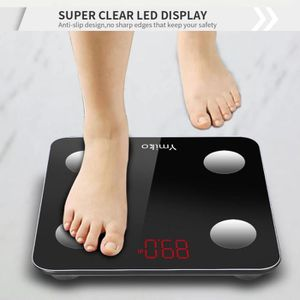 PÈSE-PERSONNE Balance intelligente sans fil échelles de poids nu