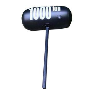 COUVERTURE - PLAID Gonflable 1000 Ton accessoire de jeu Marteau pour