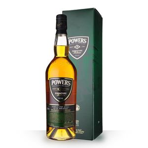 WHISKY BOURBON SCOTCH Powers Signature Release 70cl - Etui - Whisky