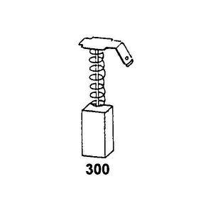 Balais de charbon 0591 pour outils /électroportatifs Kress 5x8x14 mm Kress Ponceuse 650 BS Kress Coupeuse//Scie WTS 900 E Pour Kress Coupeuse//Scie 900 WTSE