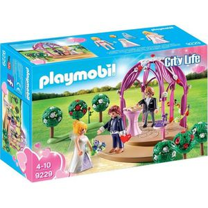 UNIVERS MINIATURE PLAYMOBIL 9229 - City Life - Pavillon de Mariage
