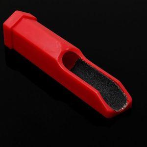 KOET Nappe de billard professionnelle 2.8 m Pas de z/éro facile /à installer et /à utiliser avec barre en nylon solide pour le sport Rouge
