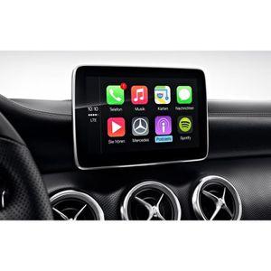 AUTORADIO Activation Apple Carplay sur Mercedes classe A, B,