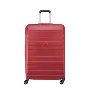 VALISE - BAGAGE Valise Cabine Rigide Peric 76 cm 66 04 ROUGE