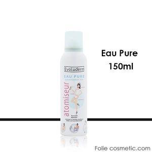 BRUMISATEUR Evoluderm - Atomiseur - Eau Pure - 150ml
