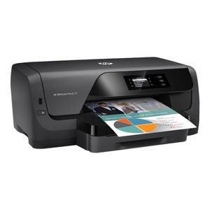 IMPRIMANTE HP Officejet Pro 8210 Imprimante couleur Recto-ver