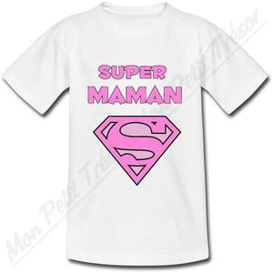 T-SHIRT T-Shirt Super Maman -