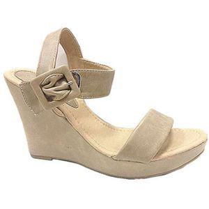 SANDALE - NU-PIEDS Fashionfolie888 - Femmes Chaussures sandales talon