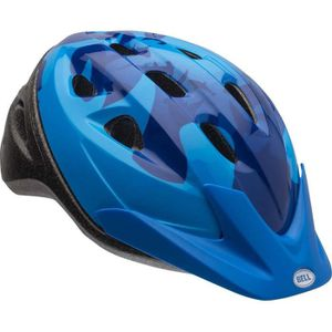CASQUE DE VÉLO Rallye Palmes Enfant Casque de vélo, Bleu 1R0KFT T